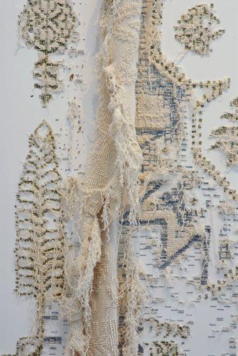 Elana Herzog W(e)ave, 2007 detail