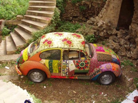 Bokja Bug owned by Angela Missoni