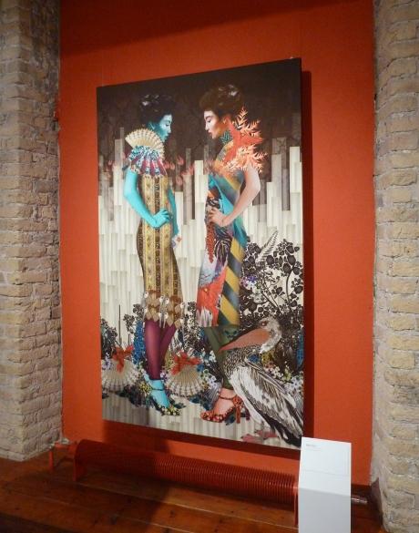 Lace Museum Calais Modern Love