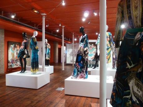 Lace Museum Calais Modern Love6